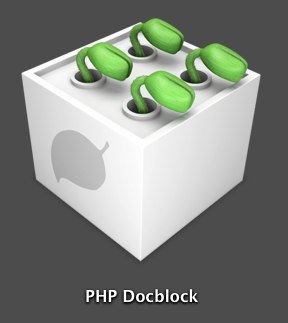 PHP Docblock generator plug-in for Coda