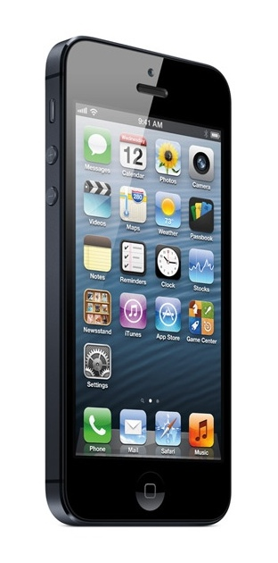 The iPhone 5 ships with 21 home screen icons